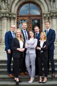 Vorstand Consulting Team